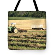 Hey Hay Tote Bag