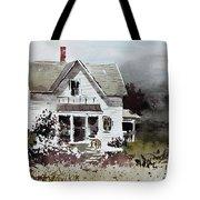 Heyl House, Minneapolis, Kansas Tote Bag