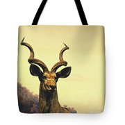 Hi, I Am Kudu Tote Bag