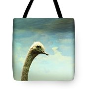 Hi, I Am The Ostrich Tote Bag