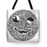 Hi, Smiley Tote Bag
