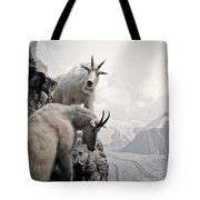 Hi We Are The Mountain Goats Tote Bag