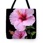 Hibiscus 7 V1 Tote Bag