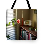 Hibiscus And Friends Tote Bag