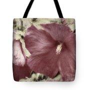 Hibiscus Floral Series  Tote Bag