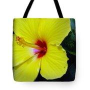 Hibiscus Flower 1 Tote Bag