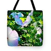 Hibiscus Garden Tote Bag