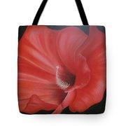 Hibiscus Melody Tote Bag