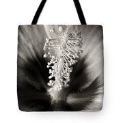 Hibiscus Secrets Tote Bag