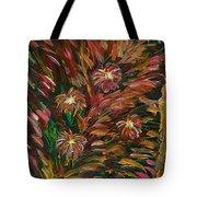 Hibiscus Surprise Tote Bag