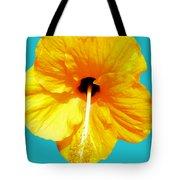 Hibiscus Test 4 Tote Bag