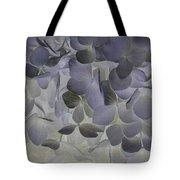Hibiscus Translucent Tote Bag