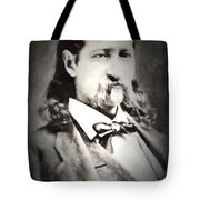 Hickok  Painterly 2 Tote Bag