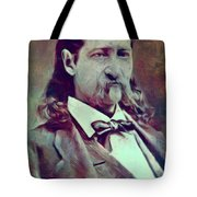 Hickok Painterly Tote Bag