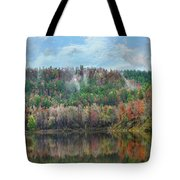 Hickory Forest Tote Bag