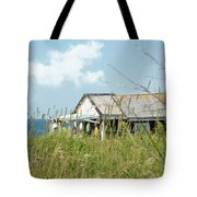 Hidden By The Grass Tote Bag