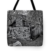 Hidden Cabin Tote Bag