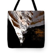Hidden Canyon Tote Bag