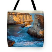 Hidden Cove Tote Bag