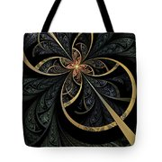 Hidden Depths Tote Bag by John Edwards