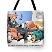 Hidden Desire. Tote Bag
