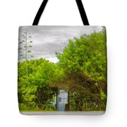 Hidden Gate II Tote Bag