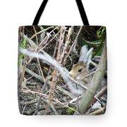 Hidden Hare Tote Bag