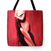 Hidden Heart Tote Bag