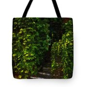 Hidden Hermitage Tote Bag