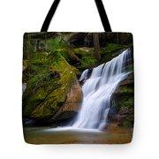 Hidden Hocking Hills Waterfall Ohio Tote Bag