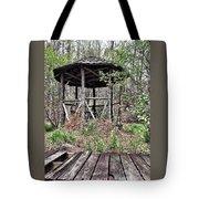 Hidden In The Woods Tote Bag