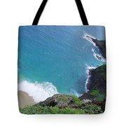 Hidden Kilauea Beach Tote Bag