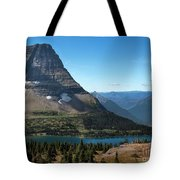 Hidden Lake - Glacier National Park Tote Bag