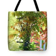 Hidden Lamp Tote Bag