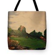 Hidden Meadow Tote Bag