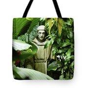 Hidden Monk Tote Bag