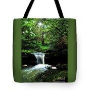 Hidden Rainforest - Painterly Tote Bag