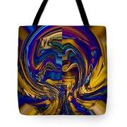 Hidden Recesses Of The Mind Tote Bag