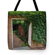 Hidden Sanctuary Tote Bag