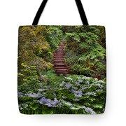 Hidden Stairs Tote Bag