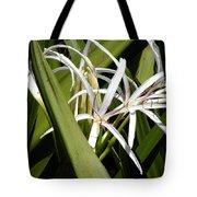 Hidden Swamp Lily Tote Bag