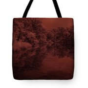 Hidden Time Tote Bag