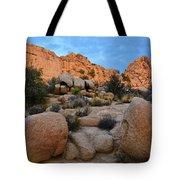 Hidden Valley Sunset Tote Bag