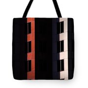 Hidden Windows Tote Bag
