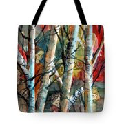 Hide And Go Seek Tote Bag