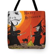 Hide The Halloween Candy Tote Bag