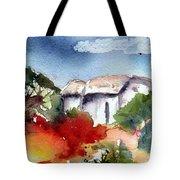 Hideaway Tote Bag by Anne Duke