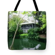 Hideaway Tote Bag by Gina Harrison