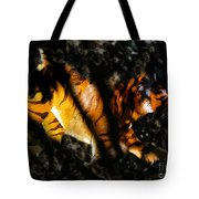 Hiding Tiger Tote Bag
