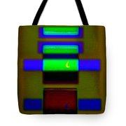 Hieroglyphic Tote Bag